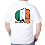 Irish Fist 1879 Golf Shirt
