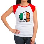 Irish Fist 1879 Women's Cap Sleeve T-Shirt