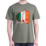 Irish Fist 1879 Dark T-Shirt