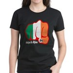 Irish Fist 1879 Women's Dark T-Shirt