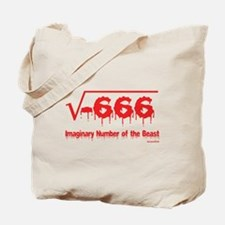 Imaginary Number Tote Bag