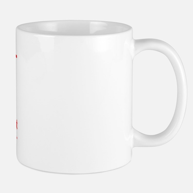 Imaginary Number Mug