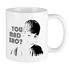 """You Mad Bro?"" Mugs"