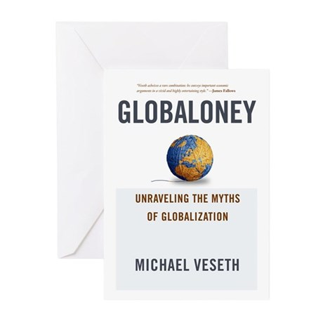 Globaloney Greeting Cards (Pk of 10)