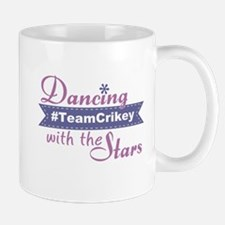 Dwts #teamcrikey Mug Mugs