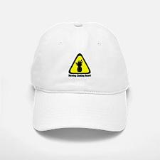 Warning: Choking Hazard Baseball Baseball Cap