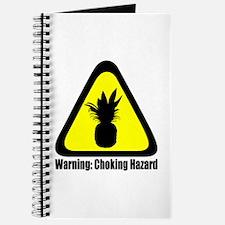 Warning: Choking Hazard Journal