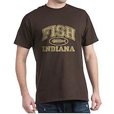 Fish Indiana T-Shirt