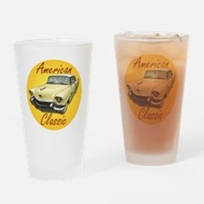 American Classic Cadillac Deville Drinking Glass