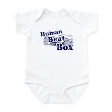 Human Beat Box Infant Bodysuit