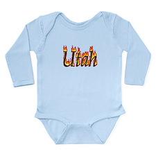 Utah Flame Body Suit