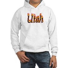 Utah Flame Hoodie
