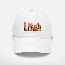 Utah Flame Baseball Baseball Baseball Cap