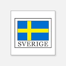 Sverige Sticker