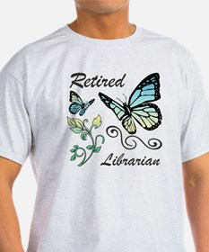 Retired Librarian T-Shirt