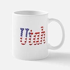 Patriotic Utah Mugs