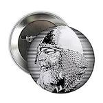 Viking Warrior Button