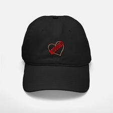 Rescued Heart Baseball Hat