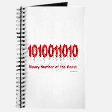 Binary Number Journal