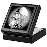 Viking Warrior Keepsake Box