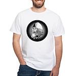 Viking Warrior White T-Shirt