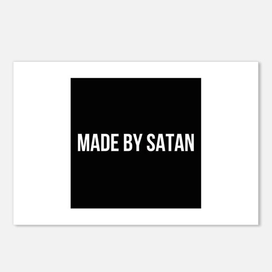 SATAN Postcards (Package of 8)