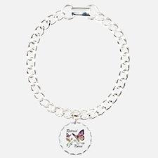 Retired Nurse Charm Bracelet, One Charm