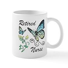 Retired Nurse Mugs