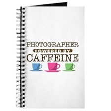 Photographer Powered by Caffeine Journal