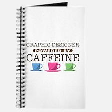 Graphic Designer Powered by Caffeine Journal