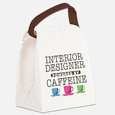 Interior Designer Powered by Caffeine Canvas Lunch
