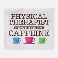 Physical Therapist Powered by Caffeine Stadium Bla