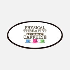 Physical Therapist Powered by Caffeine Patches