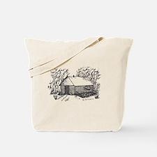 Funny Housewarming Tote Bag