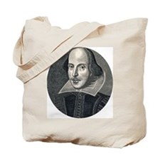 Wm Shakespeare Tote Bag