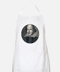 Wm Shakespeare Apron