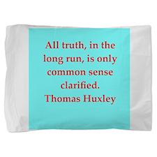 huxley1.png Pillow Sham