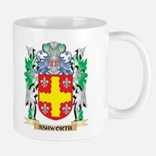 Ashworth Coat of Arms - Family Crest Mugs