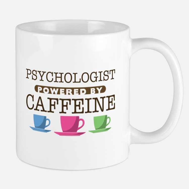 Psychologist Powered by Caffeine Mug