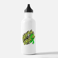 -Screw Non-Hodgkin's L Water Bottle