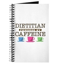 Dietitian Powered by Caffeine Journal