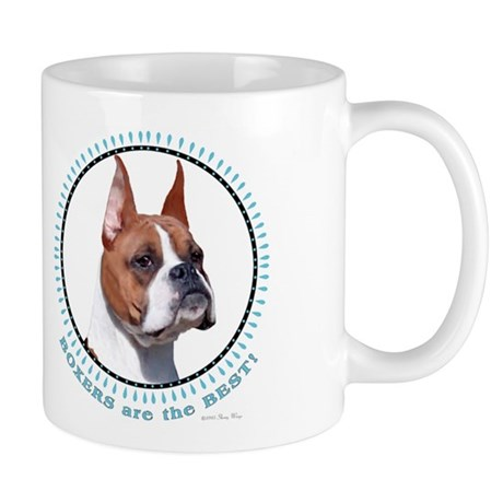 Boxers Are Best (cr) Mug