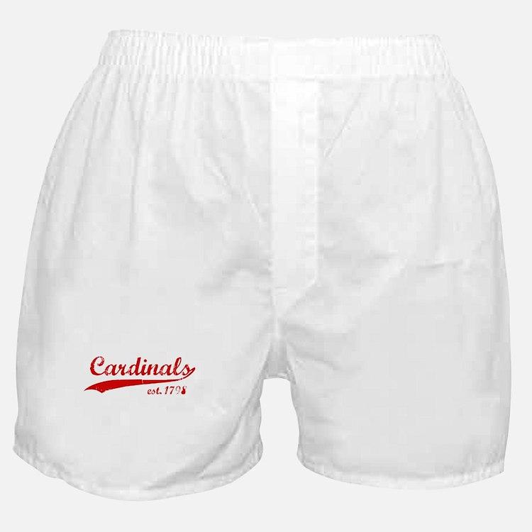 Cards est 1776 Boxer Shorts