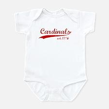 Cards est 1776 Infant Bodysuit