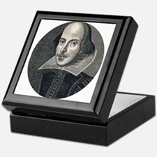 Wm Shakespeare Keepsake Box