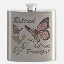 Retired Principal Flask