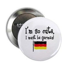 So Cute German Button