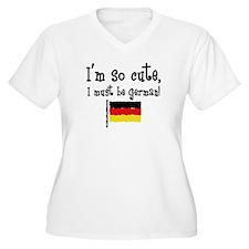 So Cute German T-Shirt