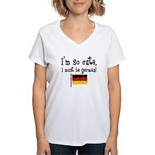 So Cute German Shirt