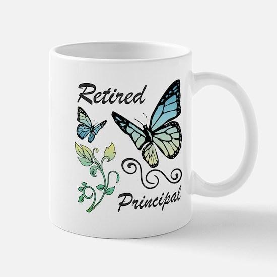 Retired Principal Mugs